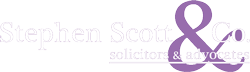 Stephen Scott logo